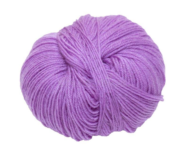 purpury balowa przędza obraz royalty free
