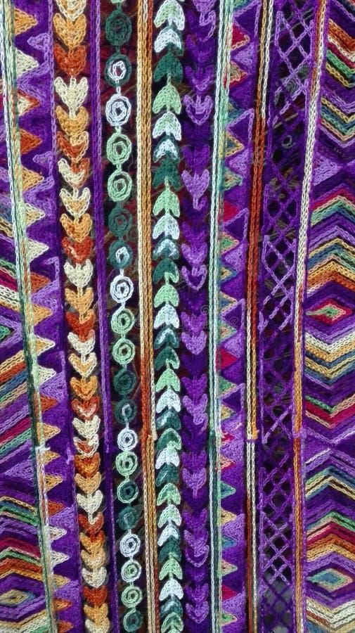 Purpury i zieleni tło obraz stock