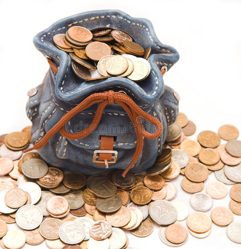 Download Purse with money stock image. Image of luck, bank, award - 2310463
