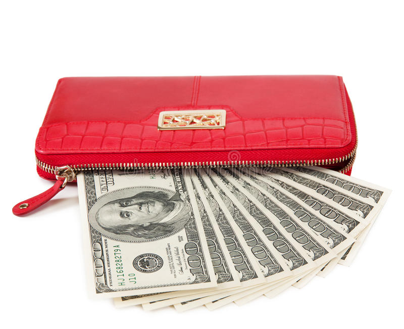 Download Purse stock photo. Image of change, costs, banking, hundred - 30465504