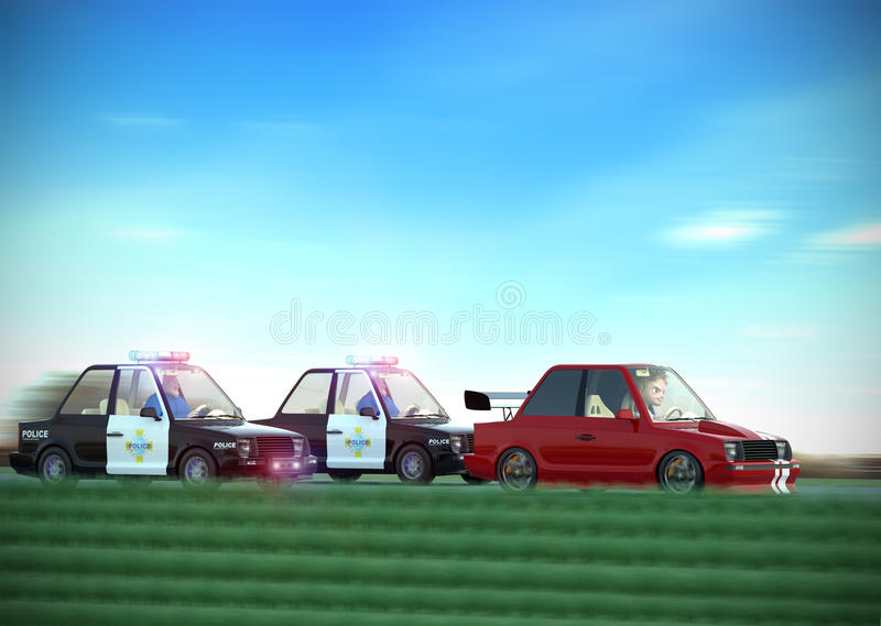 Pursuit Stock Photos