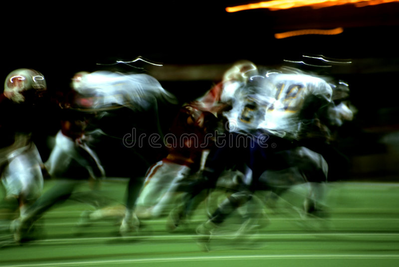 Pursuit - blur royalty free stock photography