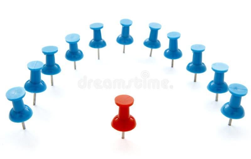 Download Push pin 13 stock photo. Image of manager, meeting, fastener - 7602932