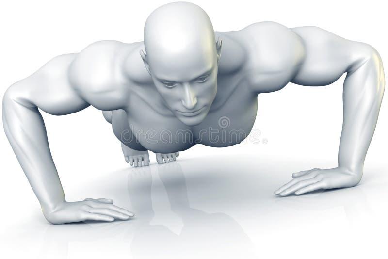 Push Up Workout