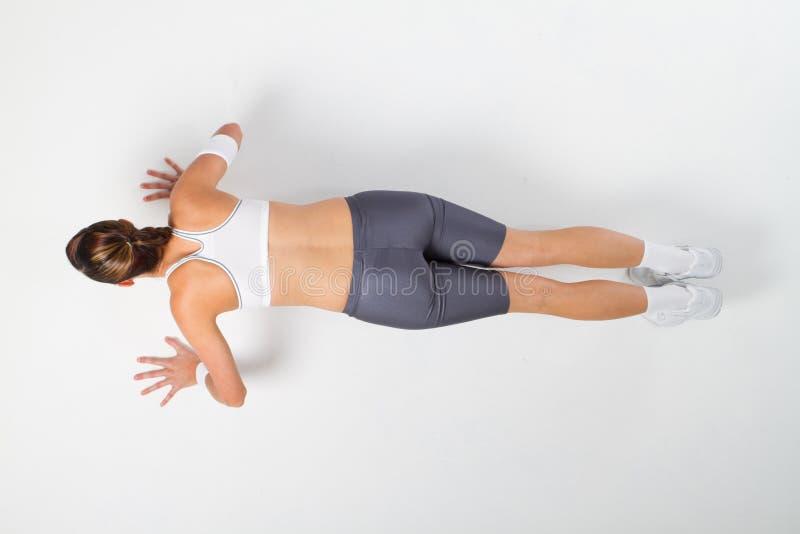 Download Push-ups stock image. Image of slim, sweats, fitness - 15665005