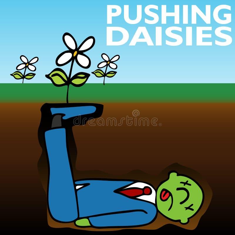 Download Pushing Daisies Royalty Free Stock Photography - Image: 16577247