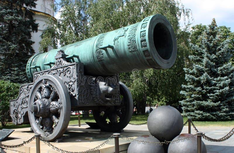 pushka kremlin tsar стоковое фото rf