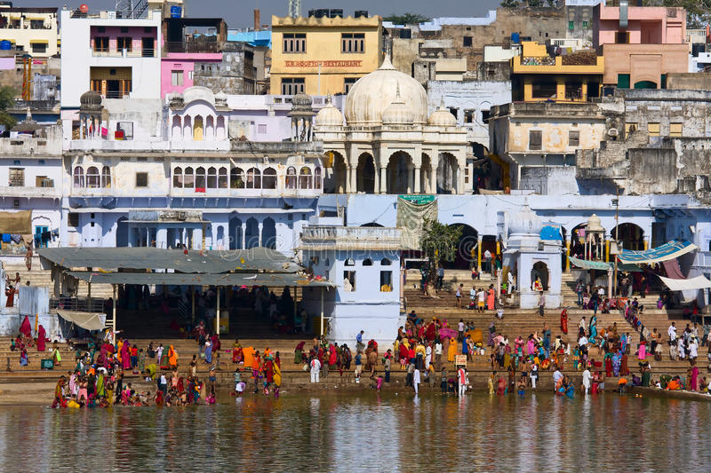 Download Pushkar, India. fotografia editorial. Imagem de hinduism - 29826032