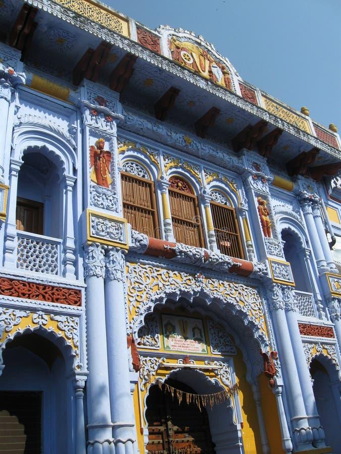 Download Pushkar Temple Rishikesh India Stock Photo - Image of door, intricately: 85295588