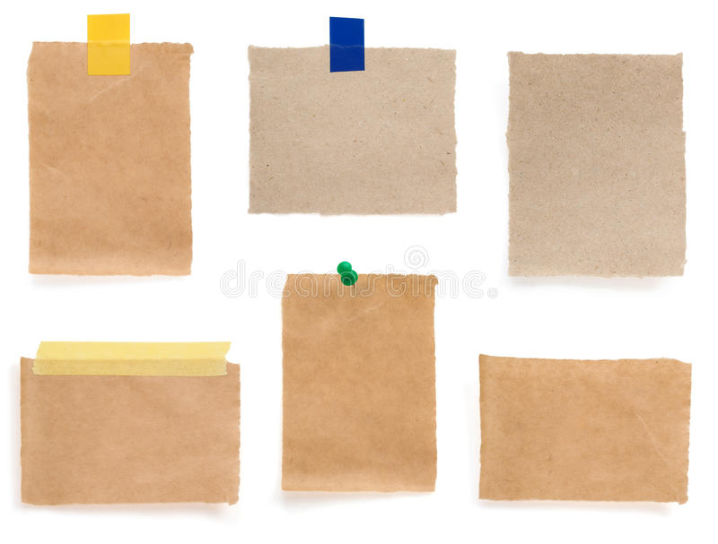 Pushpin και ελεγχμένο έγγραφο σημειώσεων στοκ φωτογραφία με δικαίωμα ελεύθερης χρήσης