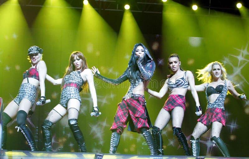 Cat Dolls Concert Editorial Photo