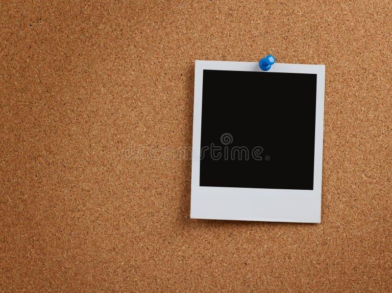 pusta deskowa ścinku korka ścieżki fotografia fotografia stock