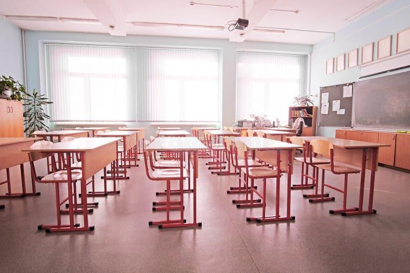 pusta klasy szkoła zdjęcia stock