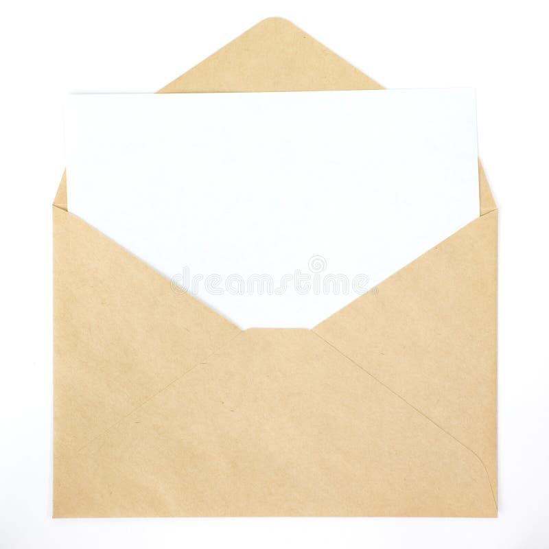Pusta koloru papieru notatka obraz royalty free