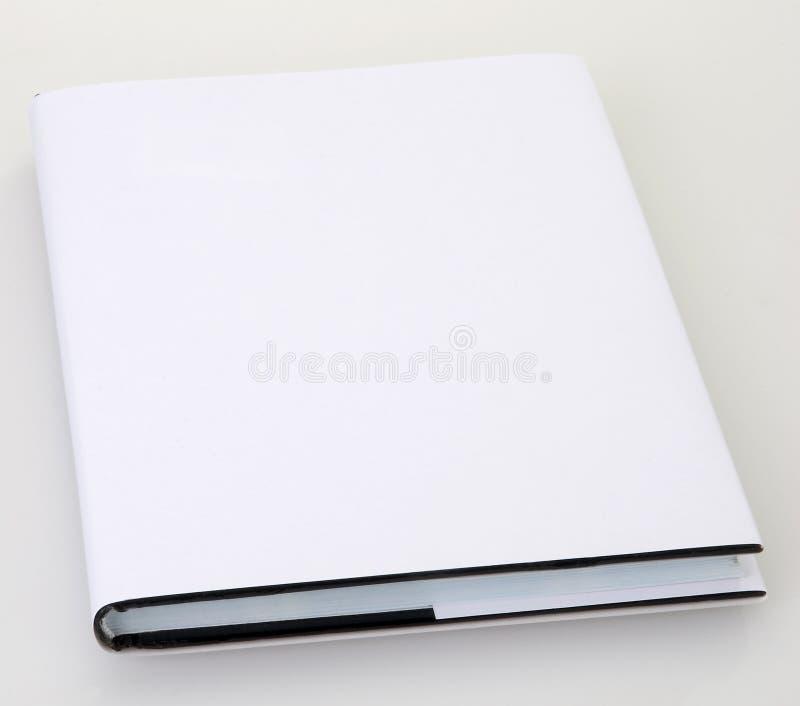 pusta książkowa pokrywa zdjęcia stock