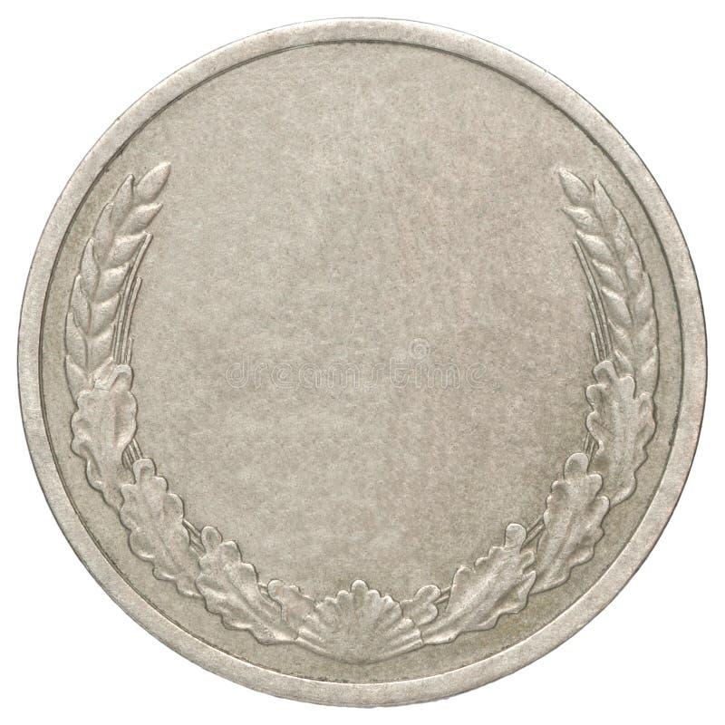Pusta srebna moneta