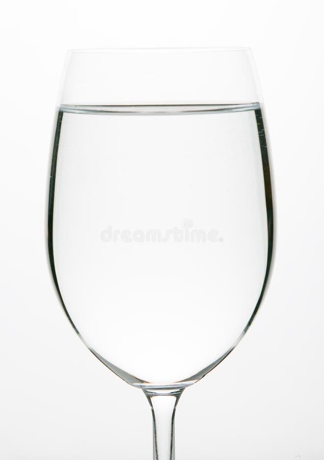 pusta szklanka zdjęcie royalty free