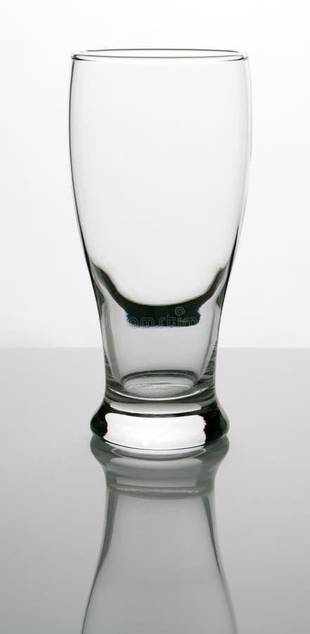 pusta szklanka zdjęcia stock