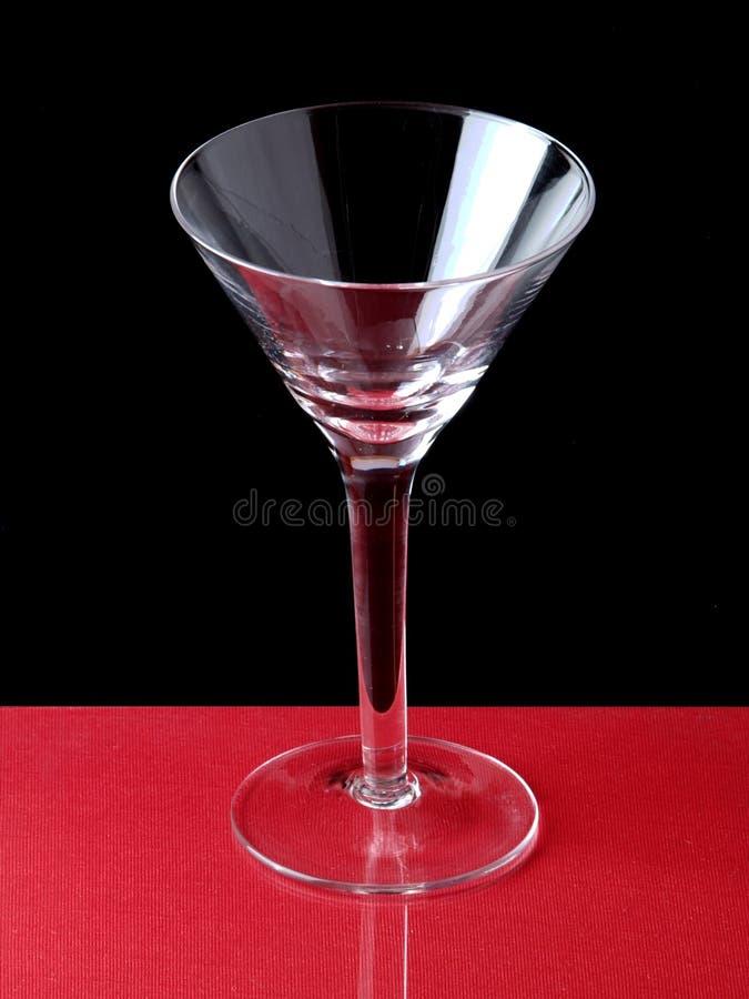 pusta szklanka obrazy stock