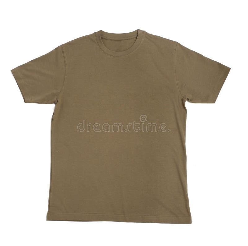 pusta ubraniowa koszula t obrazy royalty free
