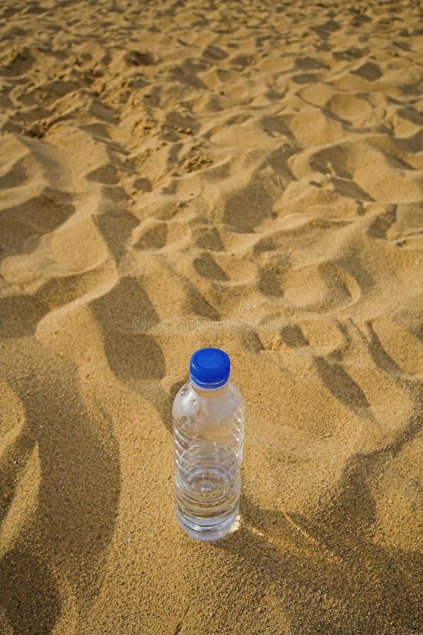 puste butelki piasku zdjęcia royalty free