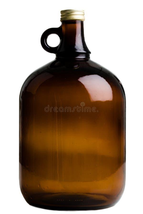 puste butelki szkła obraz royalty free
