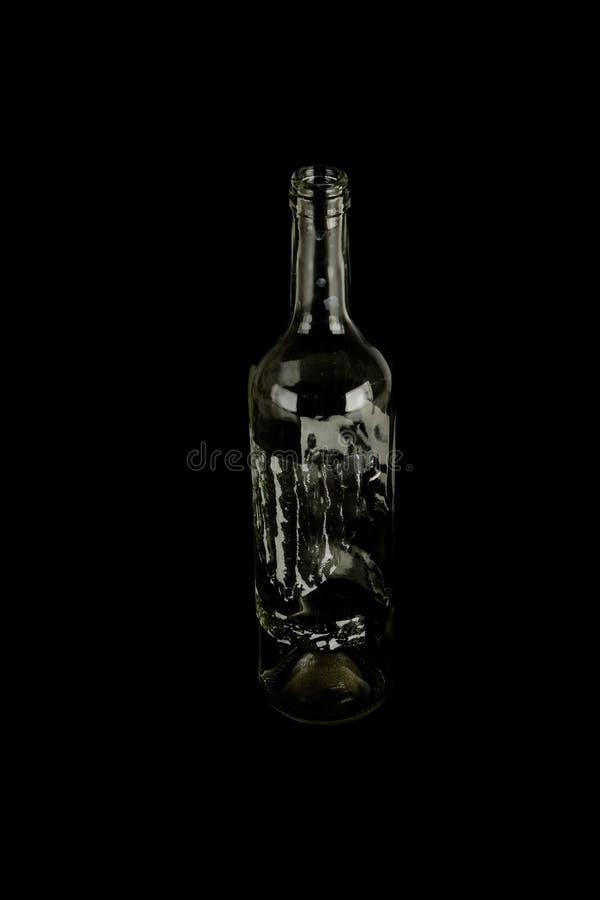 puste butelki szk?a zdjęcie stock