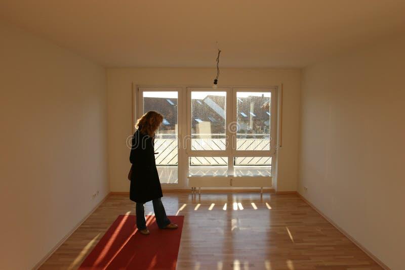 Download Puste mieszkanie zdjęcie stock. Obraz złożonej z femaleness - 45770