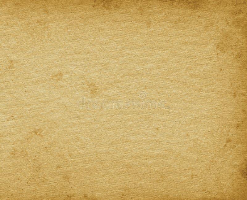 Pustego miejsca Grunge rocznika strony Pusty album fotograficzny Textured tło, Stara Starzejąca się Pobrudzona tekstura, Horyzont obraz stock