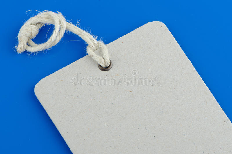 pustego miejsca info etykietki produkt zdjęcie stock