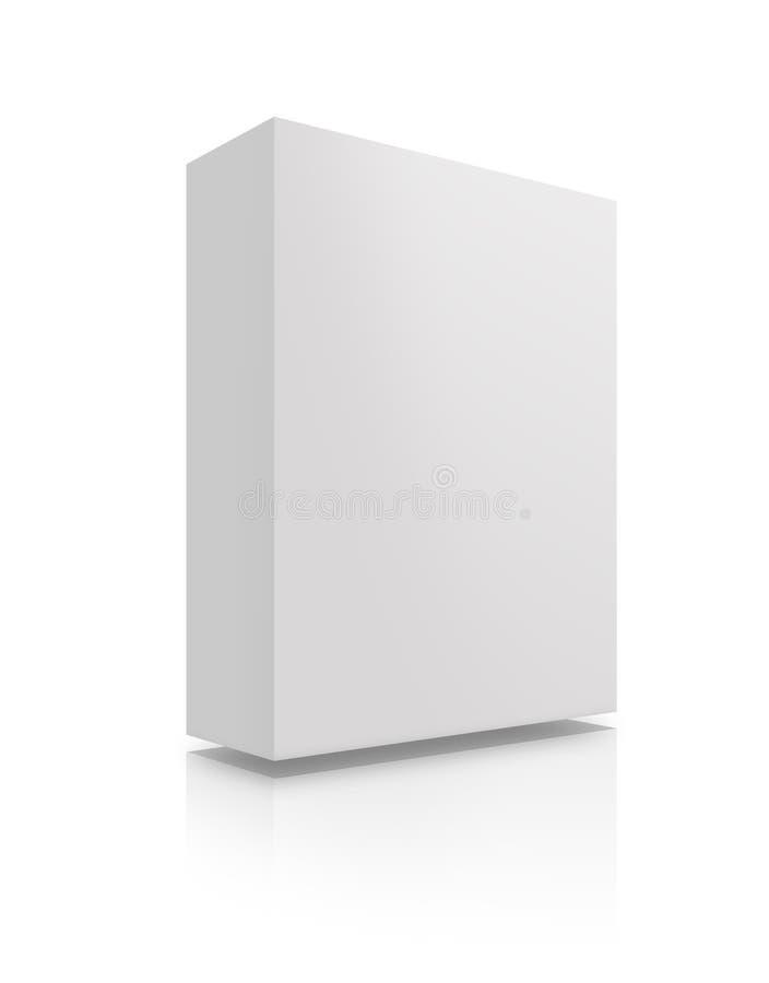 Pustego miejsca pudełko - XL ilustracji