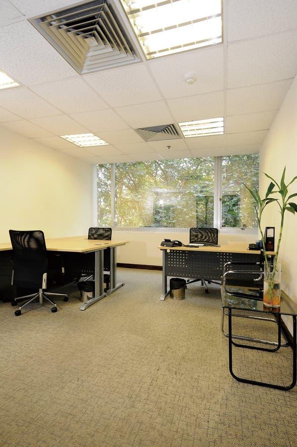 pusty biurowy pokój obraz stock
