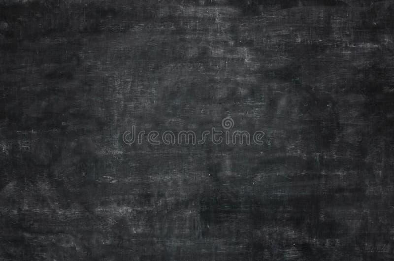 Pusty czarny chalkboard blackboard fotografia stock