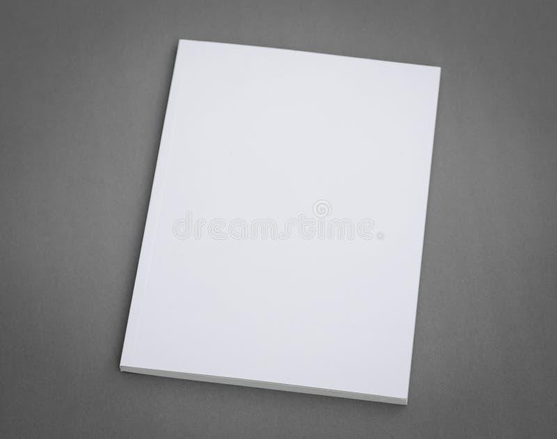 Pusty katalog, broszurka, magazyny zdjęcia stock
