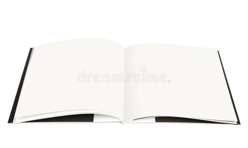 Pusty katalog, broszurka, magazyny zdjęcie royalty free