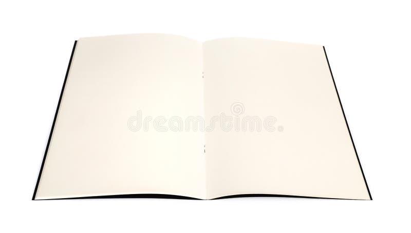 Pusty katalog, broszurka, magazyny obrazy royalty free