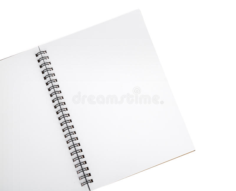 Pusty katalog, broszurka, magazyny obrazy stock