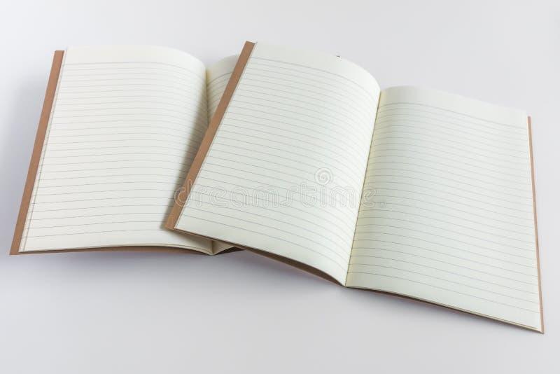 Pusty katalog, magazyn, książkowy szablon z miękkimi cieniami przygotowywający fotografia royalty free