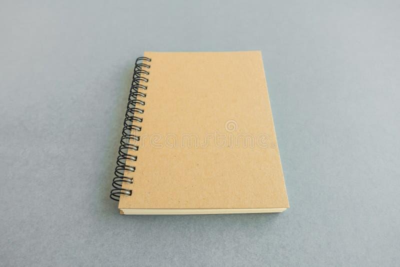 Pusty katalog, magazyn, książkowy szablon z miękkimi cieniami przygotowywający zdjęcie royalty free