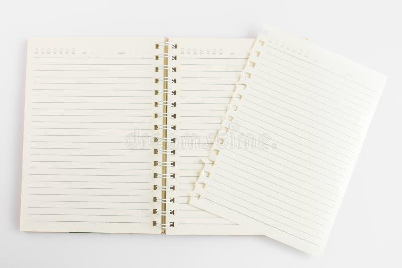 Pusty katalog, magazyn, książkowy szablon z miękkimi cieniami przygotowywający obraz stock