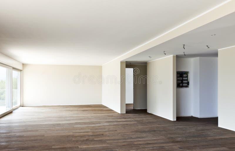 pusty mieszkanie zdjęcie stock