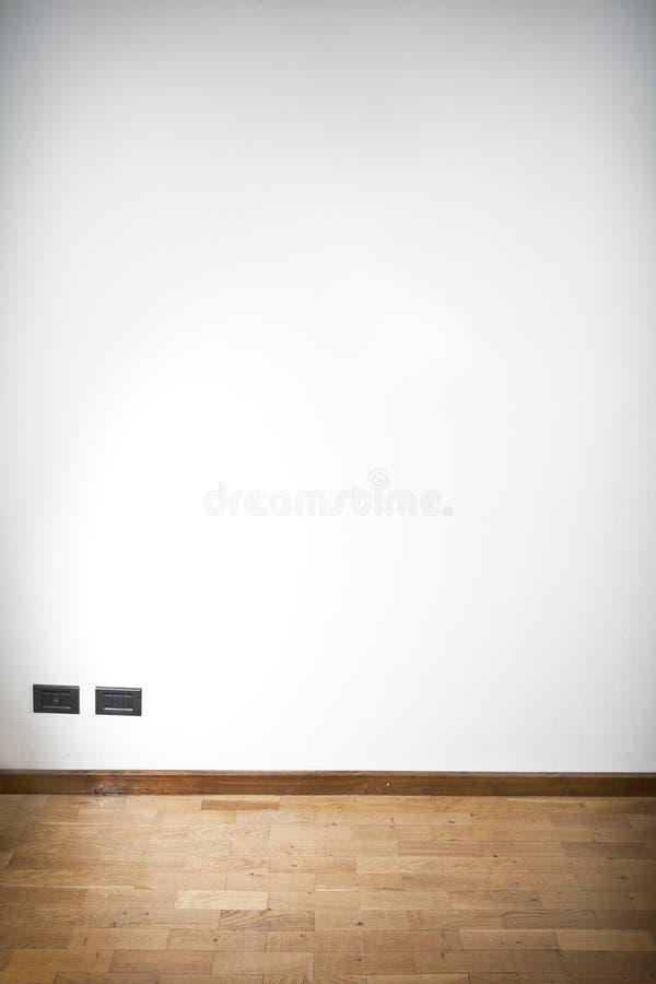 pusty parkietowy izbowy drewniany zdjęcie royalty free
