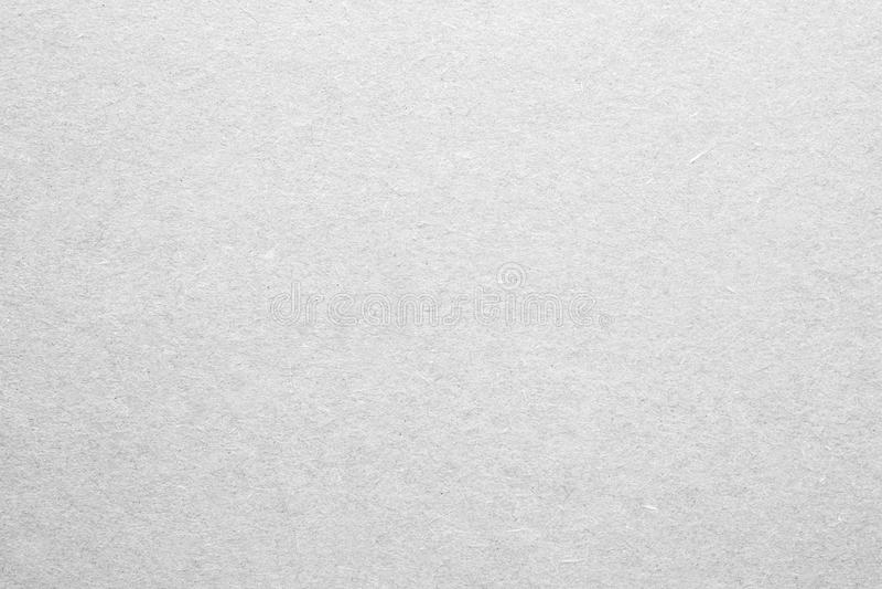 Pusty prześcieradło papier lub dykta w białym kolorze zdjęcia royalty free