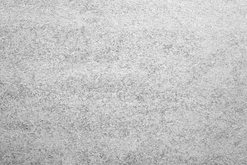 Pusty prześcieradło papier lub dykta w popielatych colours zdjęcia royalty free
