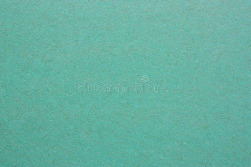 Pusty prześcieradło papier lub sklejkowy zielony kolor zdjęcia royalty free