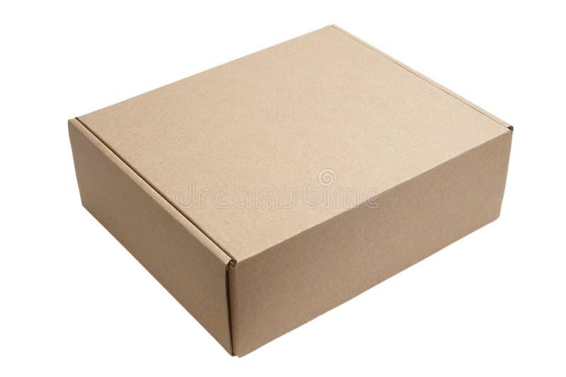 pusty pudełko zdjęcie royalty free