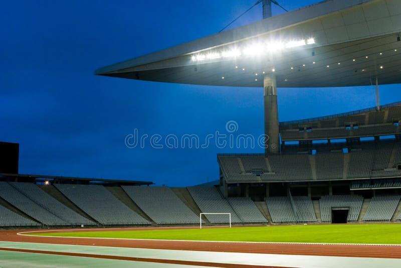 pusty stadionie zdjęcia royalty free