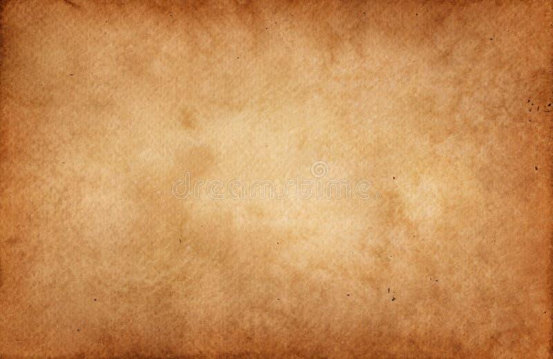 pusty stary papier tło zdjęcie royalty free