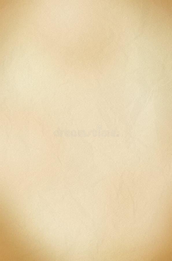 Pusty stary papierowy tło ilustracja wektor