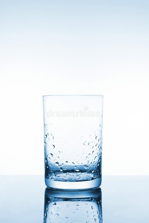 pusty szkło zdjęcia stock